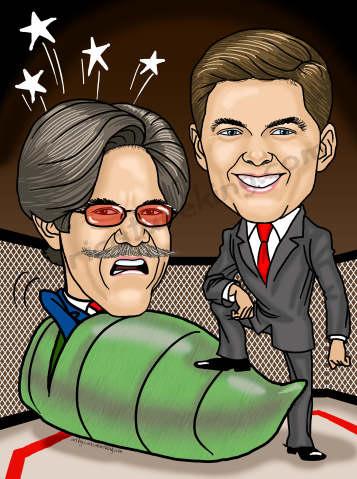 men caricaturemen caricature