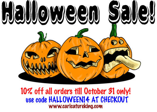 Halloween DISCOUNT COUPON