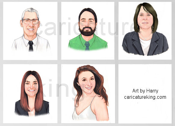 staff profile images