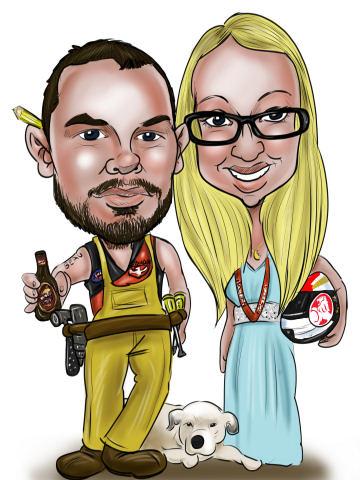 art from caricatureking.com