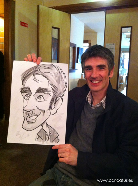 Hilarious caricatures for events all over Ireland!