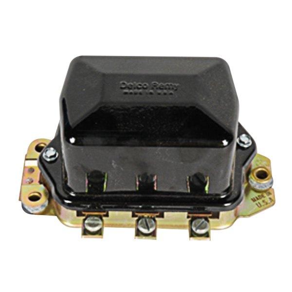 Chevy Voltage Regulator Wiring