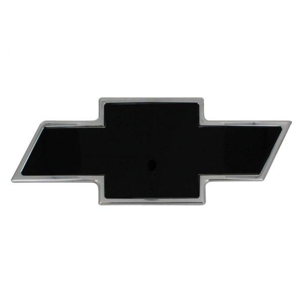 AMI 96195KC Chevy Bowtie Style Black Grille Emblem
