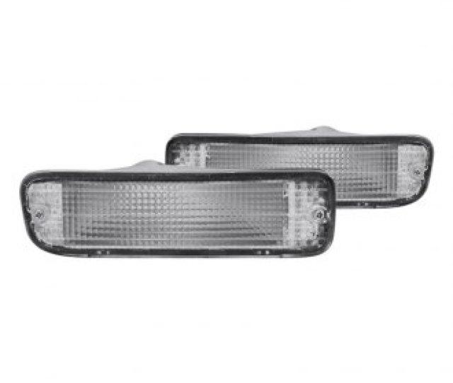 Anzo Chrome Crystal Turn Signal Parking Lights