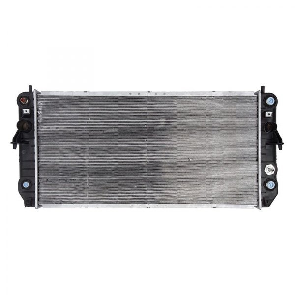2004 Cadillac Deville Radiator Diagram