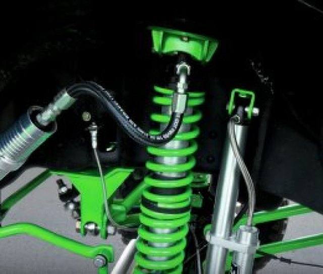 Repair Vs Performance Parts Springs Shocks
