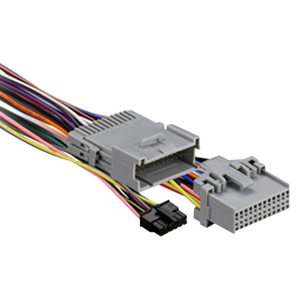 Car Stereo Wiring Harness Repair