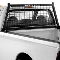 BackRack - GMC Sierra 2008 Safety Rack Cab Guard