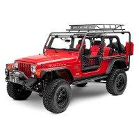 Body Armor - Jeep Wrangler 2004 Roof Rack