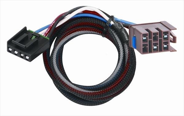 Tekonsha 3025 Brake Control Wiring Harness Trailer Rv Camper Image