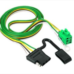 Tekonsha 7894 Wiring Diagram 96 Honda Accord Engine For 3 Way Switch: Trailer Harness Flat Connector Simple