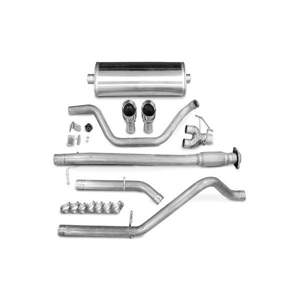 2010 Chevy Silverado Exhaust Systems Performance Exhaust