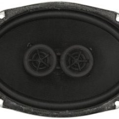 Dual Voice Coil 6x9 The Cause And Effect Diagram Custom Autosound 3006 Dvc 6 X 9 140w Dash Speaker