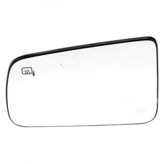 2010 Ford Focus Replacement Mirror Glass — CARiD.com