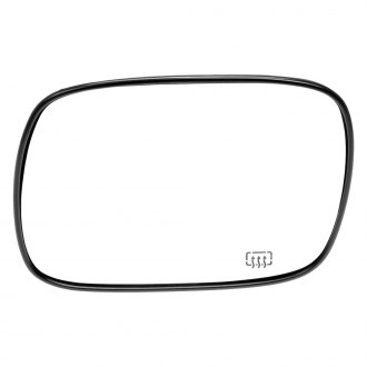 2001 Jeep Cherokee Replacement Mirror Glass — CARiD.com