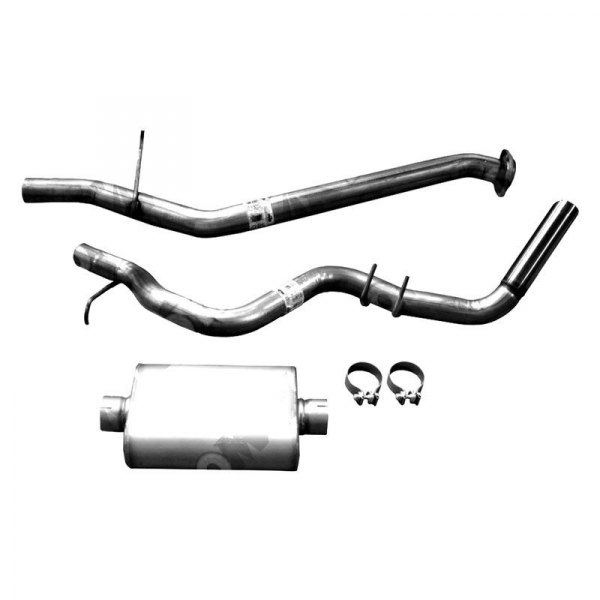Exhaust: Exhaust Kits For Gmc Sierra