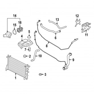 2003 Ford Focus Parts User Manual Diagram