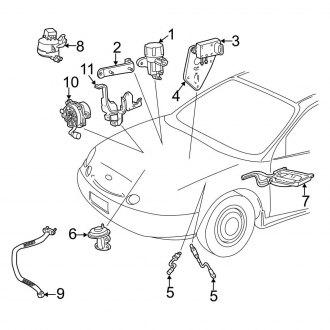 Wiring Diagram PDF: 2002 Taurus Engine Diagram