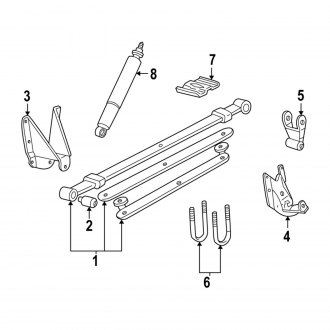 Wiring Database 2020: 26 2000 Ford F150 Suspension Diagram