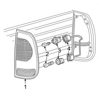 Wiring Diagram PDF: 2002 Ford F 150 Tail Light Wiring Diagram