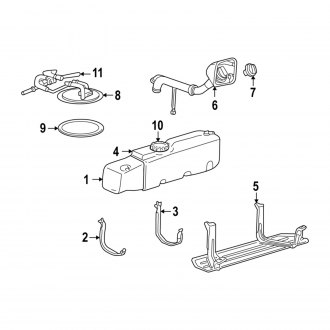 Ford Ranger Door Parts Diagram