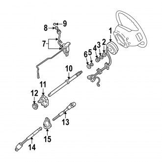 2010 Ford Ranger Flasher Location