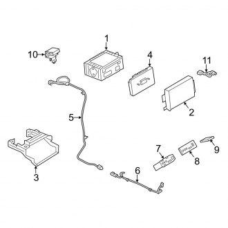 2013 Ford Escape Audio & Electronics at CARiD.com