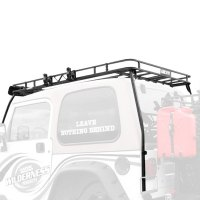 Garvin - Jeep Wrangler 1997 Expedition Roof Rack