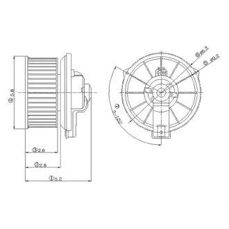 2000 Dodge Dakota Replacement Air Conditioning & Heating Parts