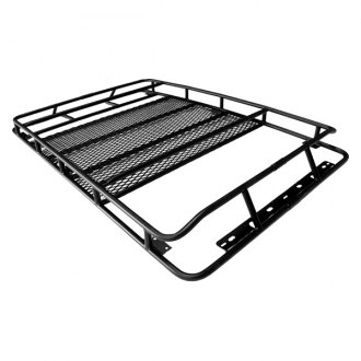 2016 Jeep Grand Cherokee Roof Cargo Baskets at CARiD.com
