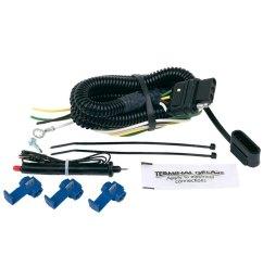 hopkins 46105 flat universal connector kit [ 1000 x 1000 Pixel ]