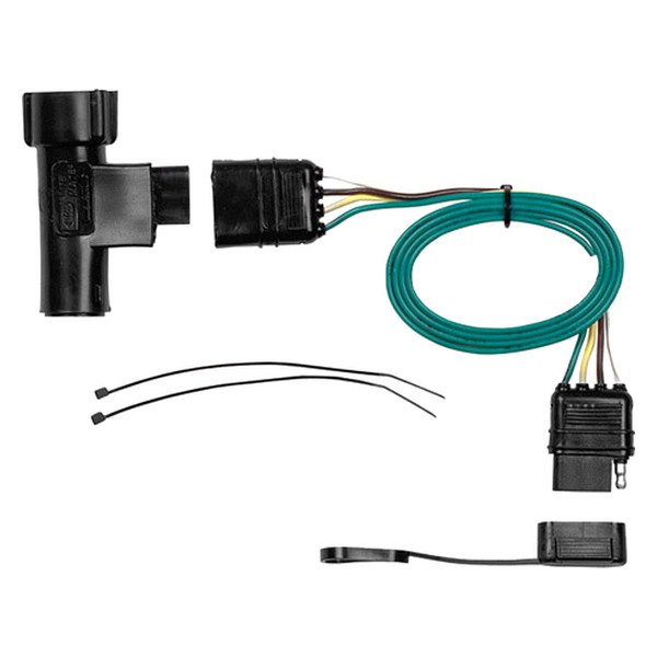 hopkins wiring harnesses towing solutions trailer harness kit horn relay diagram | get free image about