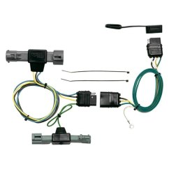 Hopkins Wiring Harnesses Towing Solutions Trailer Harness Kit 2001 Chevy S10 Headlight Diagram | Get Free Image About