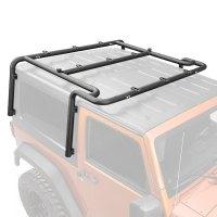 MBRP - Jeep Wrangler 4 Doors 2007 Roof Rack System