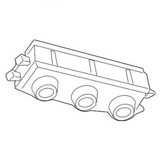 2012 Dodge Grand Caravan A/C Relays, Sensors & Switches