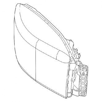 2010 Dodge Ram Custom & Factory Headlights