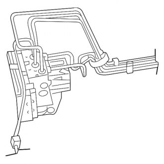2008 Dodge Caliber Light Relays, Sensors & Control Modules