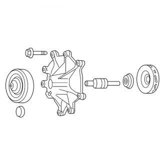 2002 Jeep Liberty Replacement Engine Cooling Parts