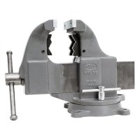 "Reed 01380 - 6"" Comb Bench and Pipe Vise - TOOLSiD.com"
