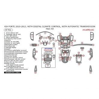 2011 Kia Forte Custom & Factory Headlights
