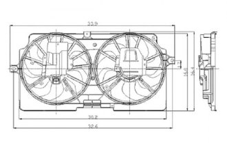 Flex A Lite Cooling Fans Flex A Lite Fan Blade Wiring