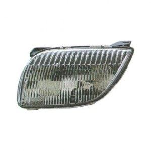 2002 Pontiac Sunfire Custom & Factory Headlights – CARiD