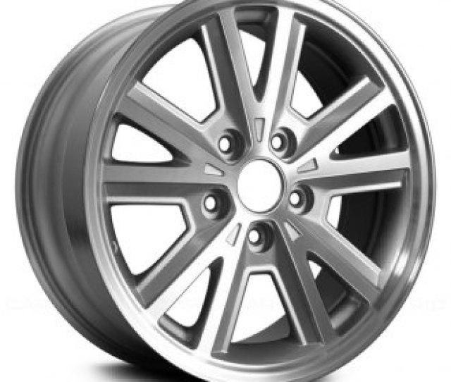 Replace X  Split Spoke Alloy Factory Wheel