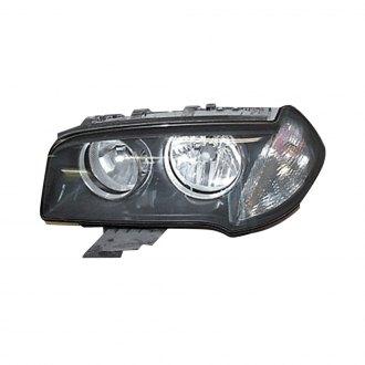 2007 BMW X3 Factory Replacement Headlights - CARiD.com