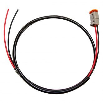 Off-Road Light Wiring Harnesses & Connectors at CARiD.com