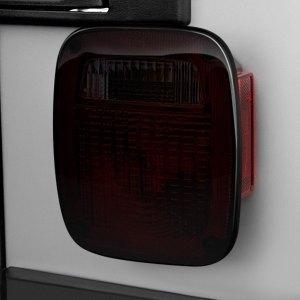 Rugged Ridge®  Jeep Wrangler 19972006 Smoke Tail Light