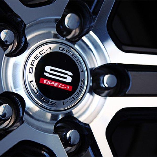 Spec-1™   Wheels & Rims from an Authorized Dealer - CARiD.com