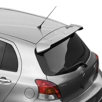 toyota yaris trd spoiler body kit all new sportivo kits ground effects carid com spec d custom style rear roof