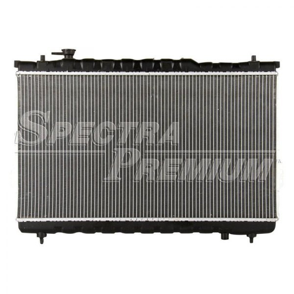 Hyundai Santa Fe Cooling System Diagram