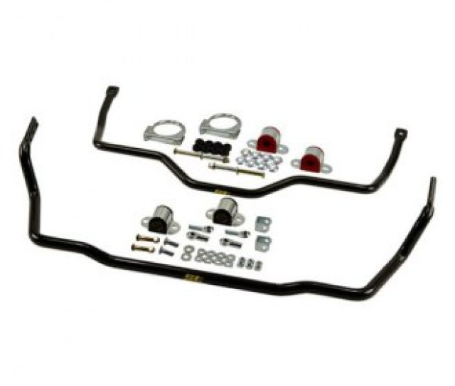 St Suspensions Front And Rear Anti Sway Bar Kit